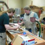 Seattle, WA acoustiv guitar building class photo