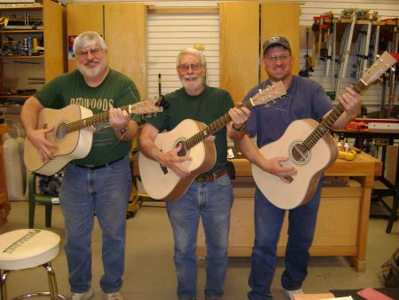 ... - US Guitar Kit Building Classes are Enjoyable, Safe and Informative